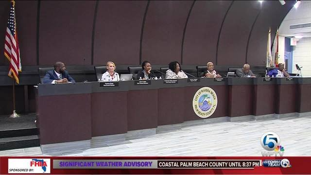 Nine months after Jonathan Evans was fired, Riviera Beach council enters mediation over lawsuit https://t.co/jXLC3YeNqk @WandaKTVZ