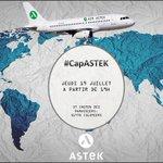 Image for the Tweet beginning: #CapASTEK // Mettez le cap