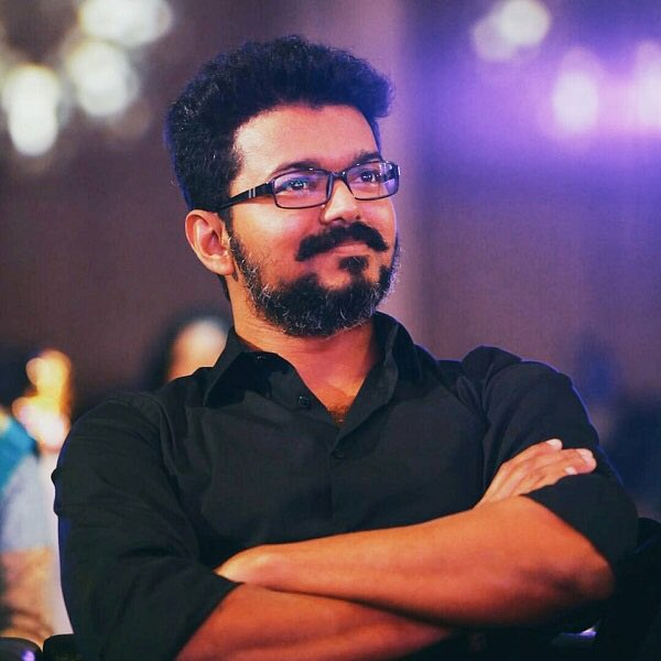 Here's wishing the supremely talented @actorvijay a very happy birthday! #HappyBirthdayThalapathy