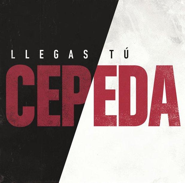 Y 'Llegas Tú' @Cepeda_ot2017 �� Y nos enamoras con el videoclip ��#LlegasTuVideoclip https://t.co/9Re3brUlGW https://t.co/55DgDdRBe9