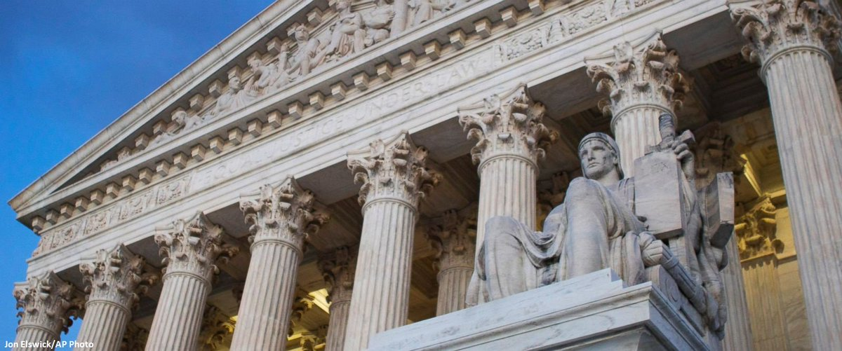 Here are the major cases to watch as the Supreme Court nears the end of its term. https://t.co/BvDVDK9dPA