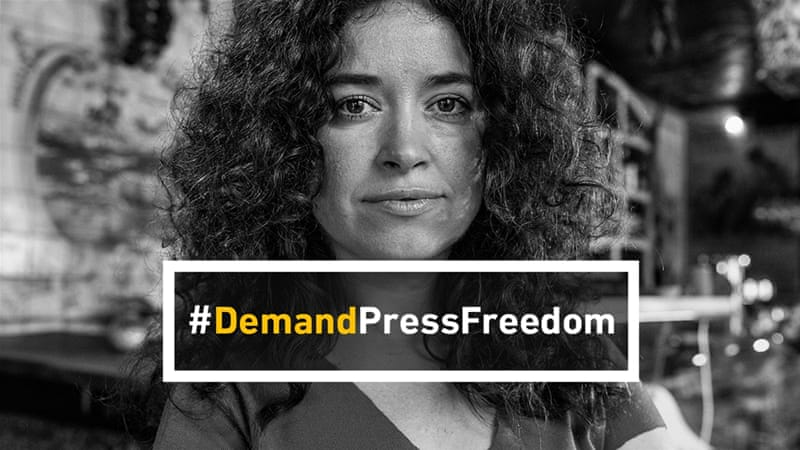 Demand Press Freedom: Al Jazeera launches new campaign https://t.co/t4Vc8DqJJV https://t.co/GajeCoXXkA