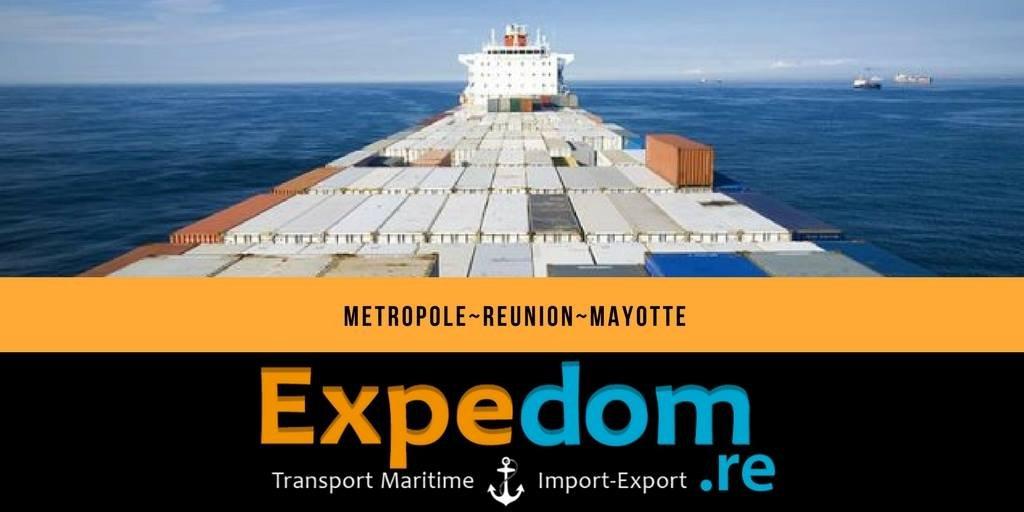 En pleine expansion, @Expedom (La Réunion) recherche d'urgence un(e) employé(e) de transit qualifié(e) pour rejoindre son équipe sur le site du Port. Je vous la recommande personnellement  Voici l'annonce : https://t.co/MsJKy4GyS4  > A vos CV ! Merci de partager, svp :)