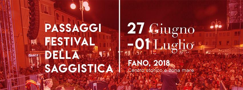 #Fano vi aspetta per @passaggicultura, evento nazionale di saggistica dal 27 giugno al 1 luglio 2018 Info:  https:// www.passaggifestival.it/#destinazionemarche #passaggifestival  - Ukustom