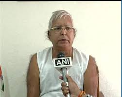 Ranchi Court extends provisional bail of RJD chief Lalu Prasad Yadav till 3rd July. Court to hear his plea of extending the bail period on 29th June. He has been serving jail term in connection with fodder scam cases. (File pic)