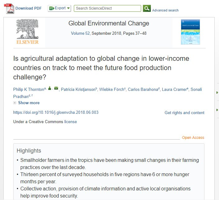 agrilculture hashtag on Twitter