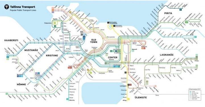 Estonia is making public #transport free https://t.co/dveslI4seH