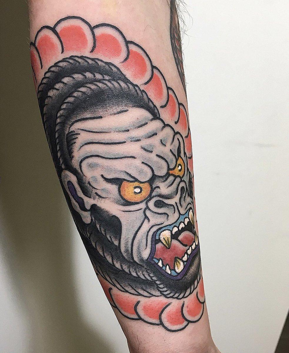 Loyalty Tattoo Bcn On Twitter Tattoo Done By Daniel Gaspar Loyalty