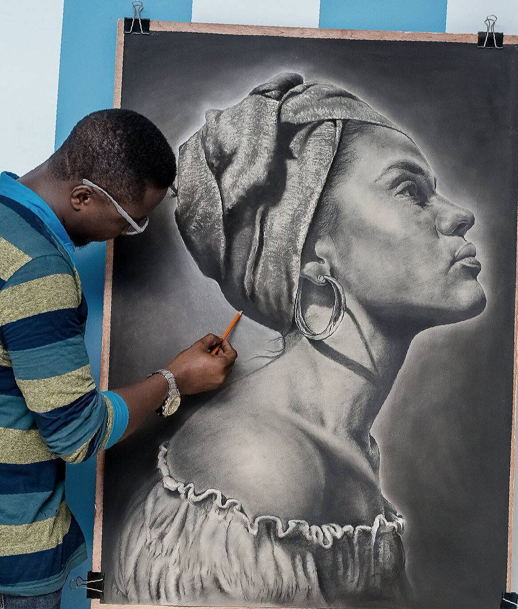 I am a nigerian pencil artist kindly retweet my next costumer may be on your tl pic twitter com ruamnuqy4h