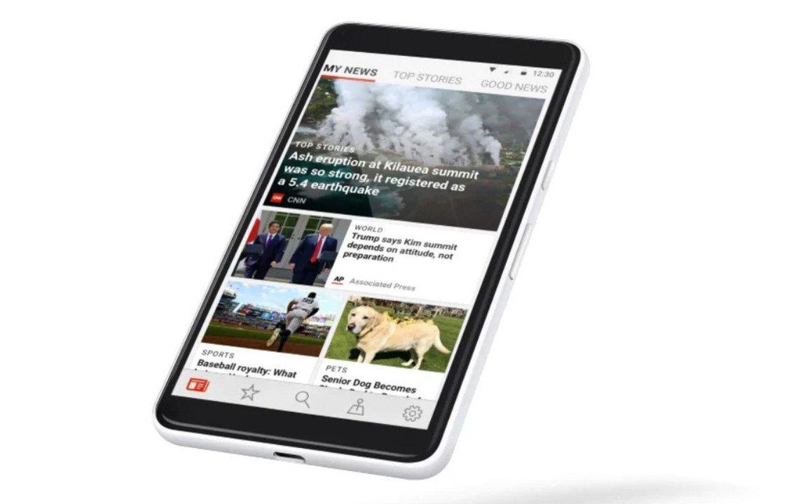 Microsoft、新ニュースエンジン「Microsoft News」発表。人とAIがキュレート #Web #ニュース #マイクロソフト https://t.co/waWWa82ekq