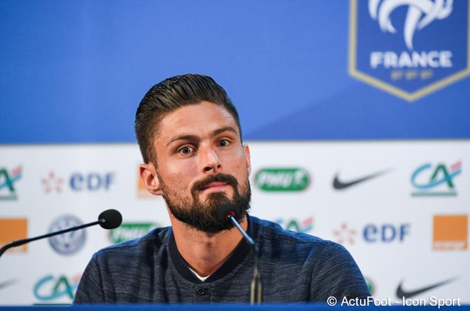 Giroud : Cette équipe de France est pétrie de talent. Elle a les moyens de gagner la Coupe du monde. 🇫🇷 Foto