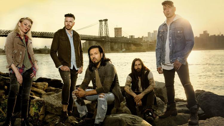 ICYMI: @PopEvil, playing @PPLCenter on Sunday with @Poison and @cheaptrick, gets heavy; adds metal edge to popular melodic hard/rock. Read @mcall: bit.ly/2MH1xIK