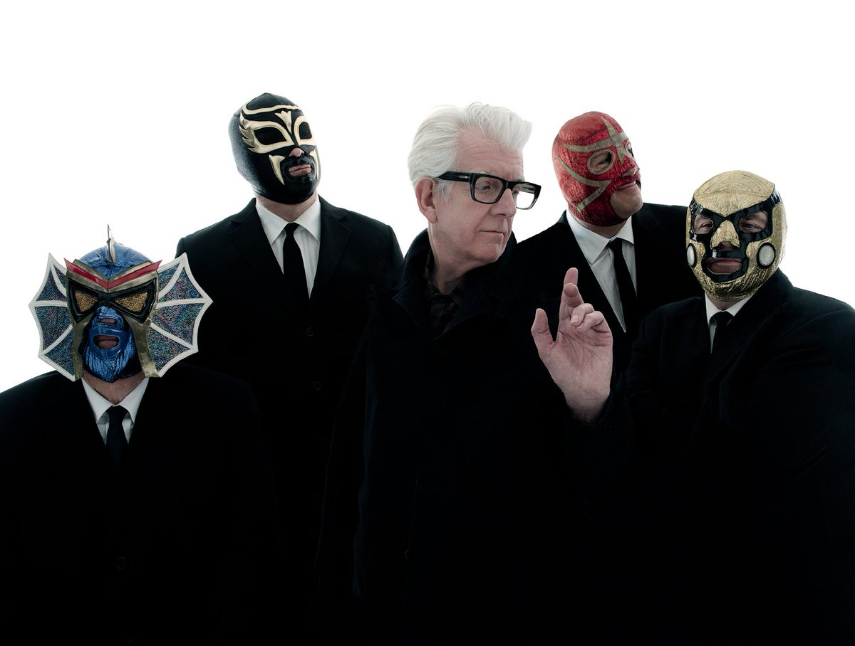 ICYMI: (Whats So Funny Bout) new wave icon Nick Lowe teaming with @LosStraightjacket? Theyll play Tuesday at @Musikfest Cafe at @ArtsQuest Center at @SteelStacks. Read a story previewing the show @mcall: bit.ly/2MG1yNj