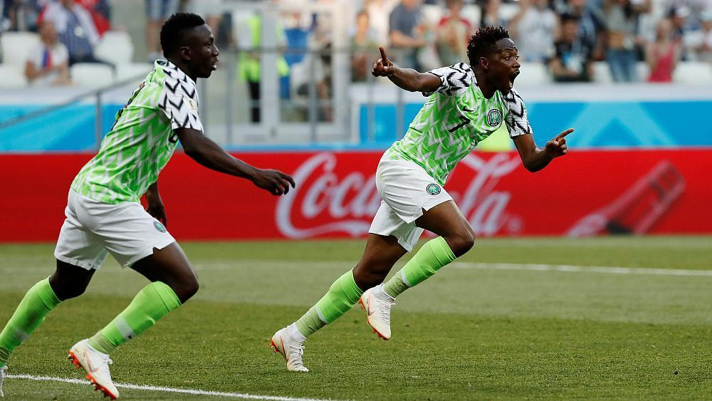 World Cup Live: Nigeria vs Iceland https://t.co/FbyActzc6T