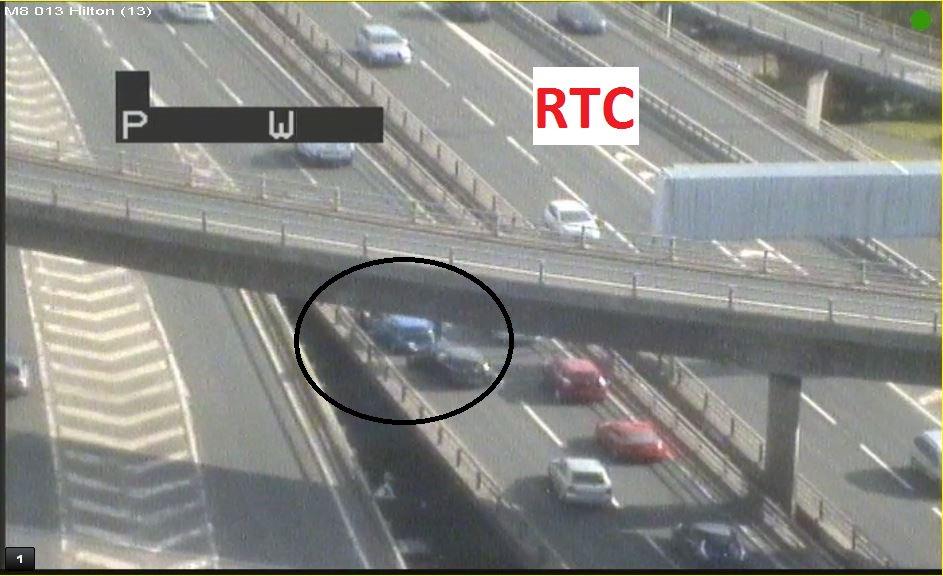 test Twitter Media - ❗NEW❗ 17:51⌚  #M8 W/B Kingston Bridge approach lane 1 ⛔ due to an RTC ⚠️ Traffic back to J17 Great Western Road.  #Glasgow @ScotTranserv https://t.co/5nDV3PtUXT