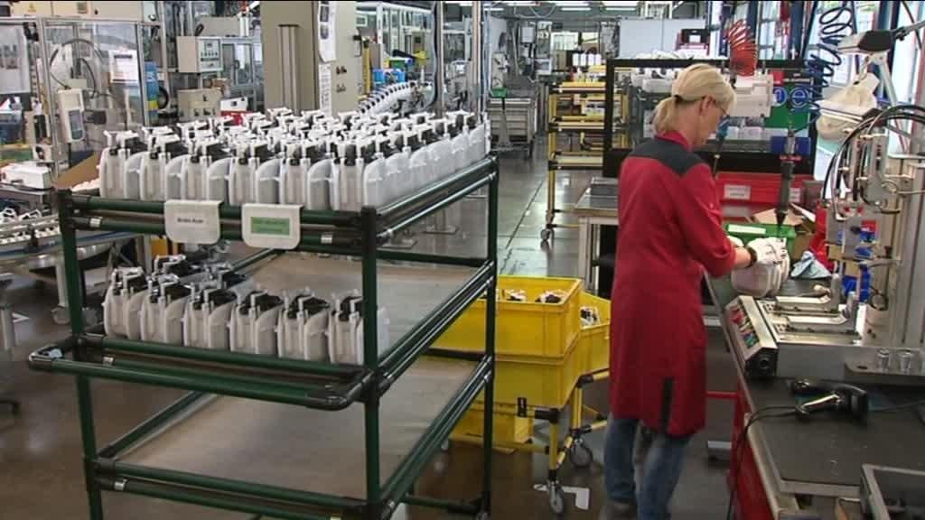 Le groupe américain Itron a annoncé qu'il fermerait son usine de Reims, spécialisée dans la fabrication de compteurs de gaz, d'ici 2020. Les 137 salariés seront licenciés. D'après eux, la production sera délocalisée en Pologne. https://t.co/6qeuCSid7K