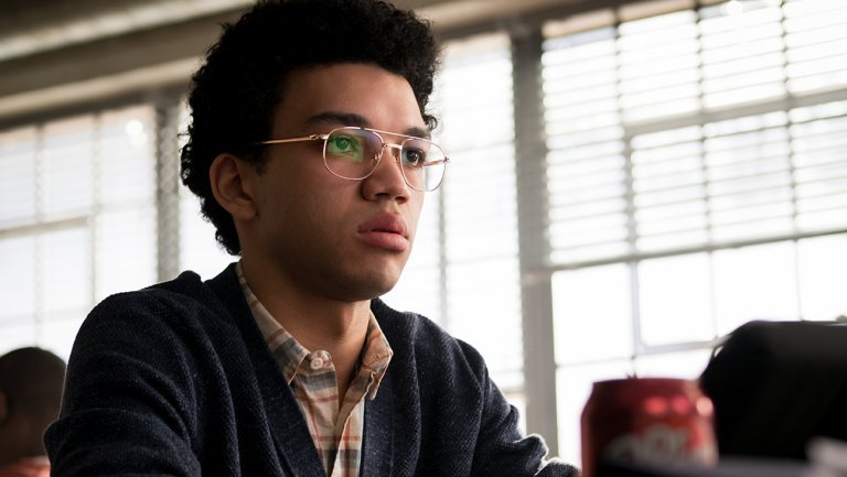 From #TheGetDown to #JurassicWorld, @JusticetheSmith is catching steam and ready for films with more gore buff.ly/2yBm2DK