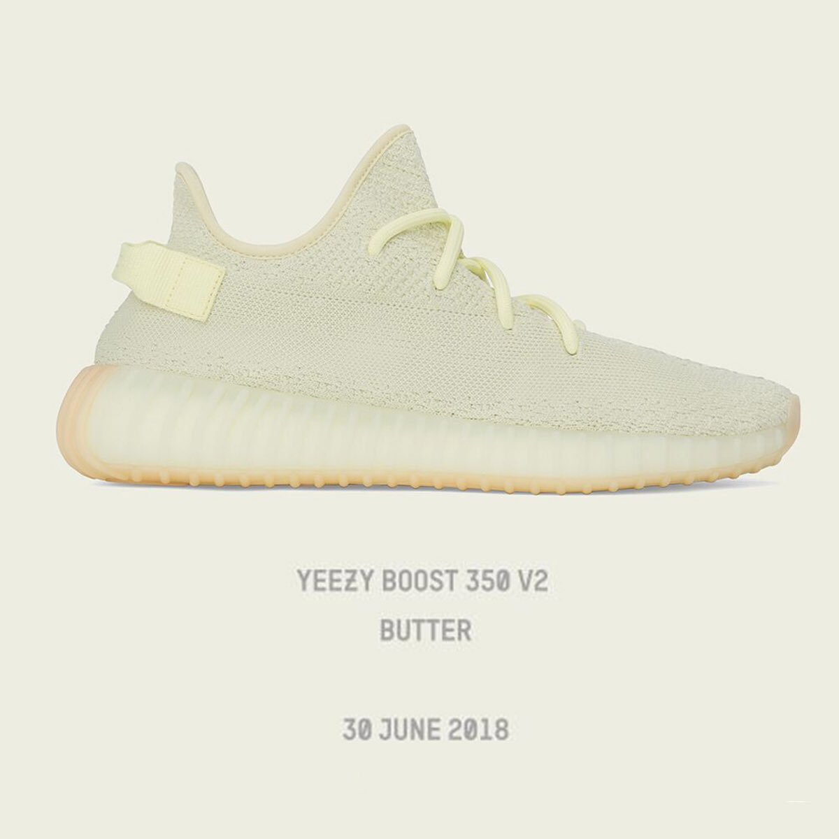 """Yeezy Boost 350 V2 """"Butter"""" online raffle open via Citygear bit.ly/2yziIJt #snkr_twitr"""
