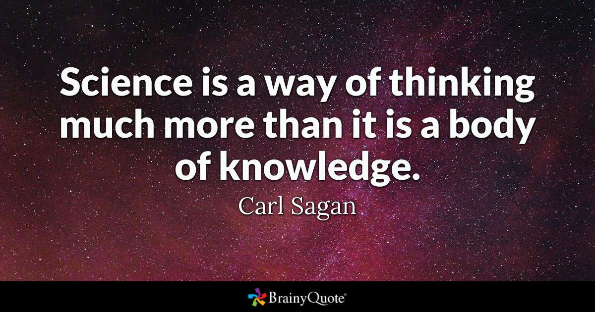 importance of science about carl sagan science and hope essay And, amid the quotations and anecdotes is the most compelling story of how humanity managed to unravel the science of the universe sagan masterfully weaves in the hard science throughout.