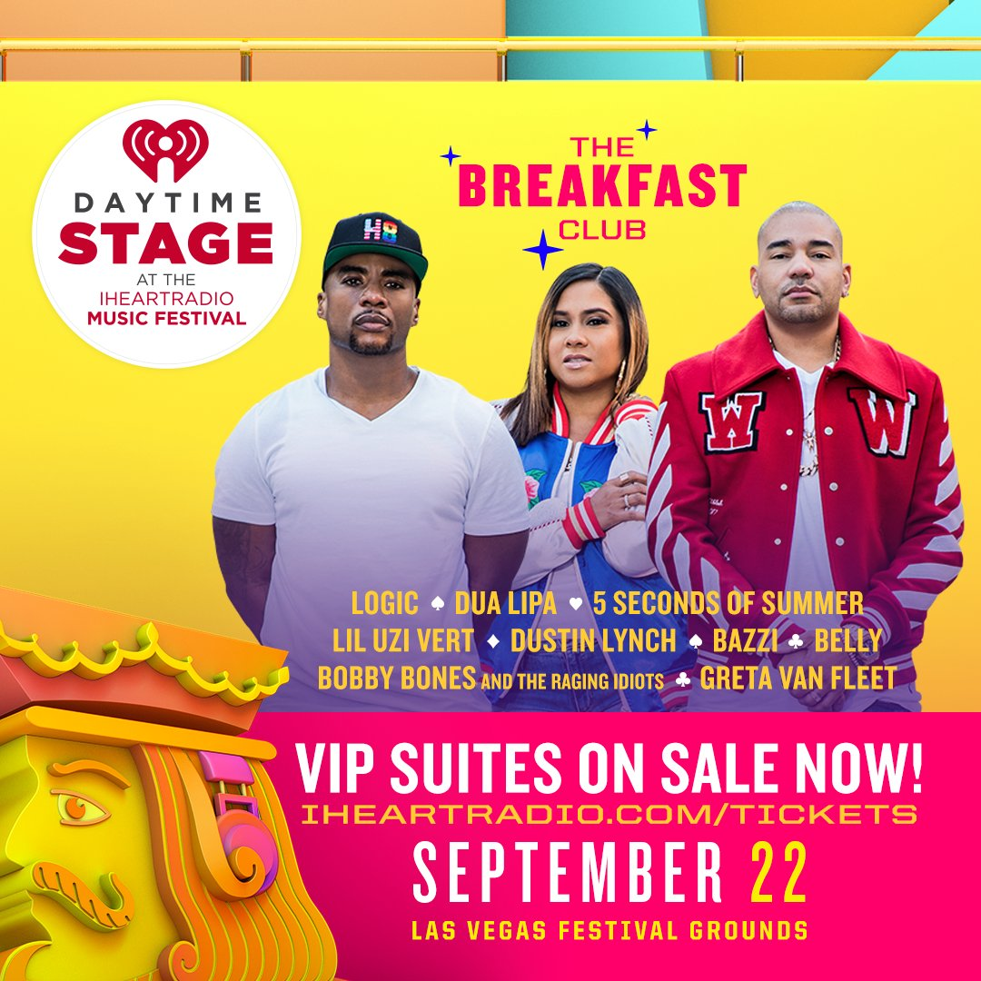 Power 1051 On Twitter Experience Our Iheartdaystage Like The Vip