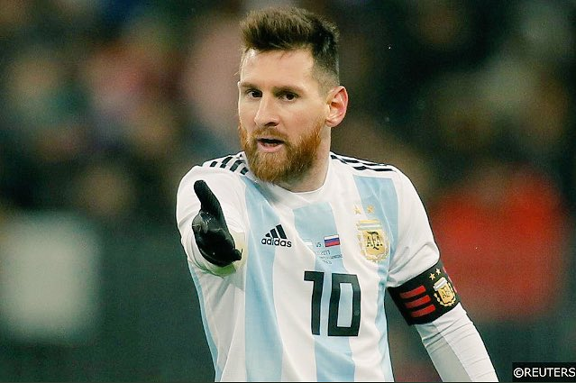 Ahmed Musa VS Lionel Messi Like For Messi Retweet For Musa #NGAISL
