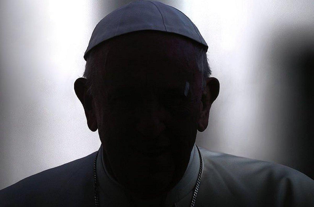 @Pontifex_it #Bergoglioè totalmente vuoto di DIO;con la sua banale retorica,e le molteplici #Eresieoffende gravementeCRISTO GESÙ Crocifisso!Ma cosa fa il #Diavolo,nel suo odio,per combattere DIO?Mette nella Sua #Chiesa,al posto di Pietro,costui!https://carlotommasi-natipercredere.blogspot.com/2017/09/le-opere-del-pontefice-n-266-della.html  - Ukustom