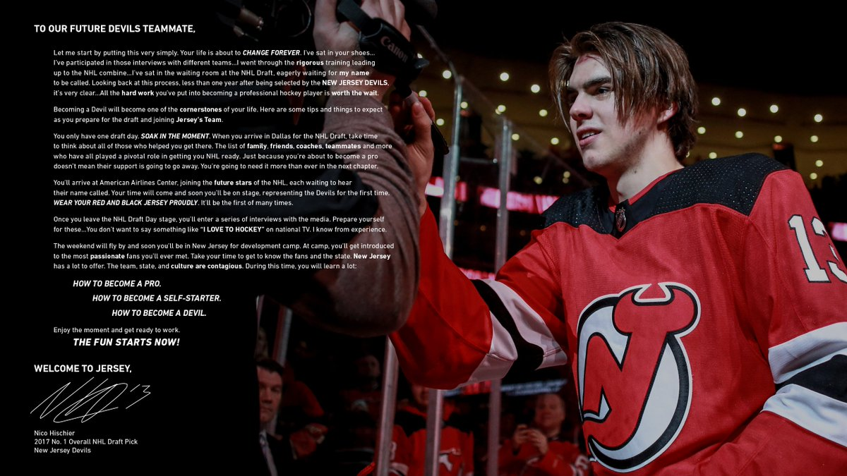 size 40 fc593 57b8a New Jersey Devils on Twitter: