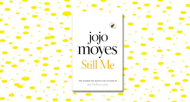 Its #WinItWednesday and today were giving away a copy of the fantastic Still Me by @jojomoyes with a matching tote bag! Just RT and follow to win