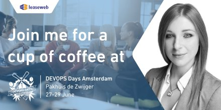 test Twitter Media - . @devopsams starts 27 June and we are excited to be there! Join us for a coffee and a chat about your future at Leaseweb https://t.co/OmRlb7FipH #Amsterdam #cloudhosting https://t.co/RSxUjSgkiJ