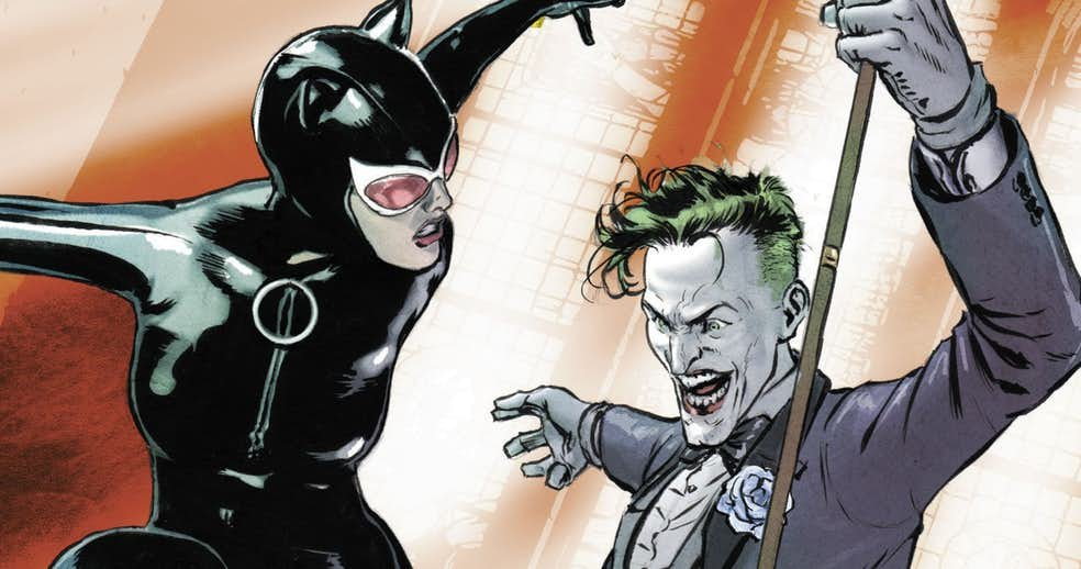 Joker and Catwoman Share Their Very Own Killing Joke Moment buff.ly/2Kac1yP