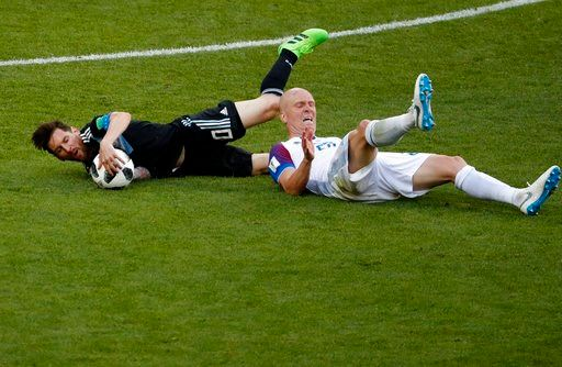 #WorldCup stars mostly stifled, with 1 Portuguese exception https://t.co/6NS99xh9j8   #wmc5
