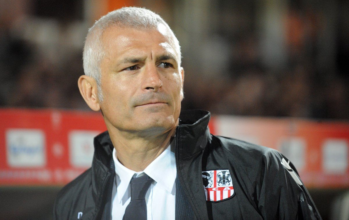 Former Middlesbrough, Juventus and Italy striker Fabrizio Ravanelli has returned to club management.  Read 👉 https://t.co/QvCWaP4P9r