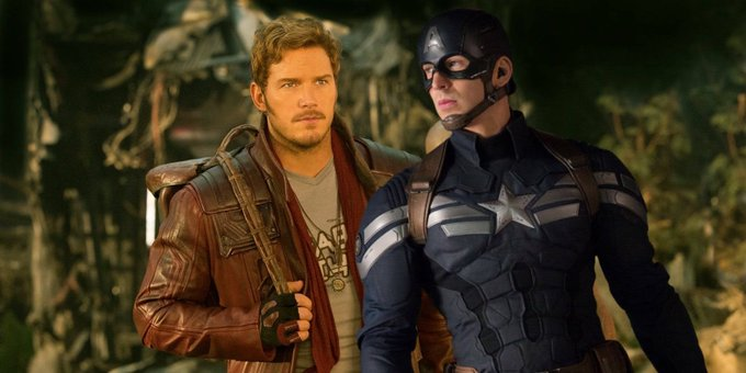 Chris Evans Wishes Chris Pratt Happy Birthday - By  Trolling Him -