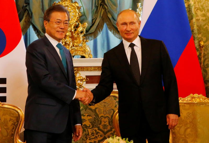 South Korea, Russia to begin preparations for FTA negotiations: Moon https://t.co/2zhO3Hzpd1