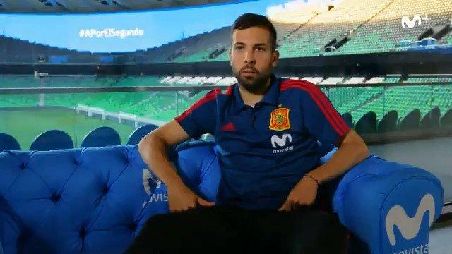 Jordi Alba: El fútbol es más justo con el VAR. #APorElSegundo