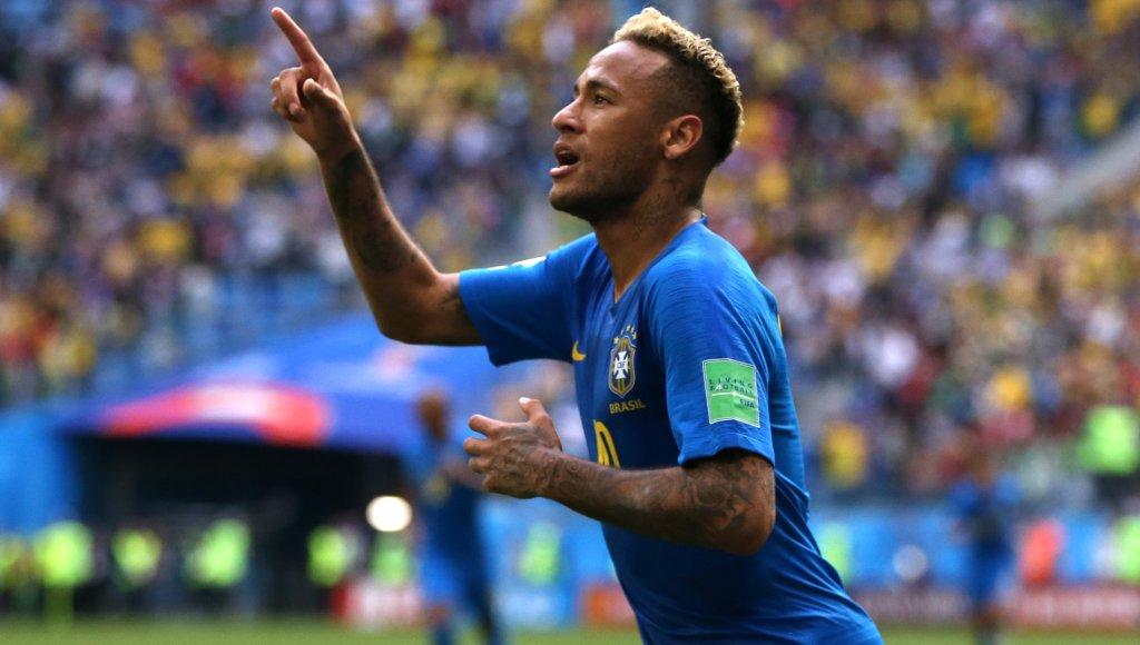 Video: Brazil vs Costa Rica