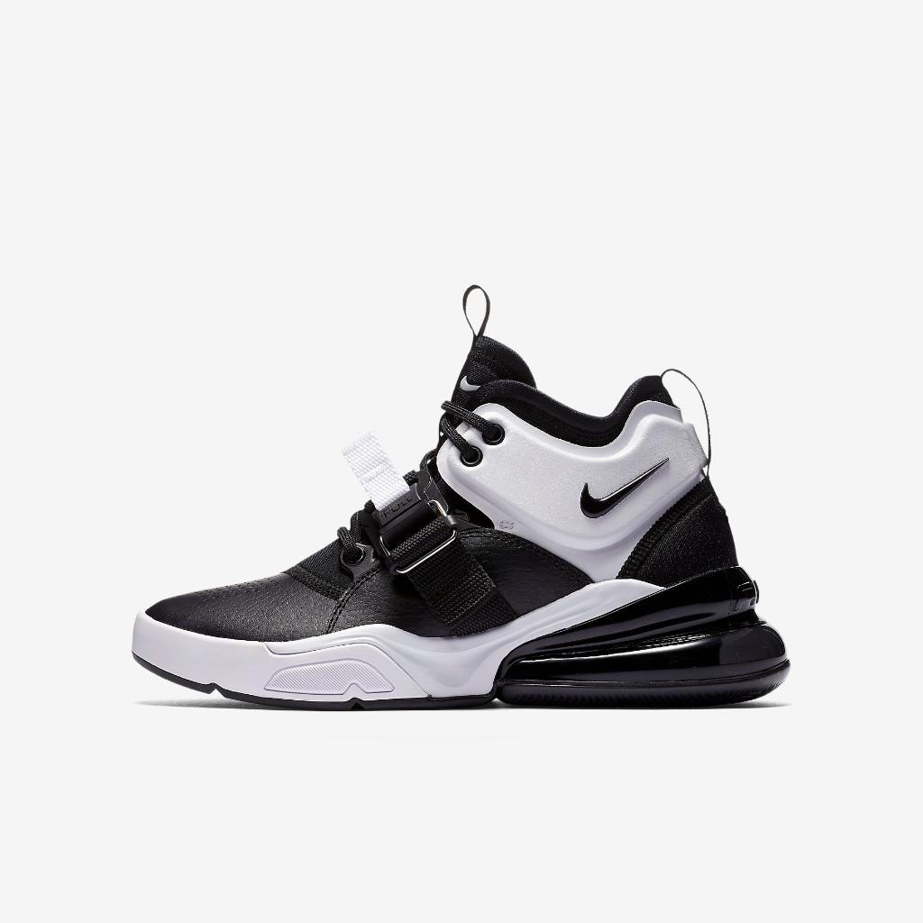 clean. #Nike Air Force 270
