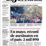 #LaJornada Twitter Photo
