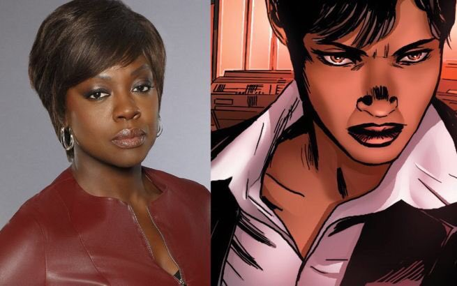 Viola Davis was born in St. Matthews, SC and played Amanda Waller in Suicide Squad