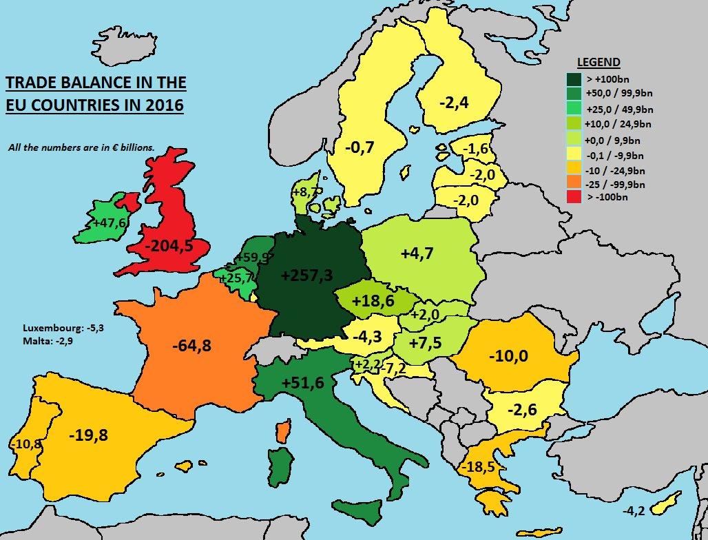 LE PAROLE NON SERVONO(Bilancia commerciale Ue - import-export)#Grecia #Skytg24 #tgla7 #maratonamentana #Rainews24 #M5S #Lega #Salvini #DiMaio #PD #Renzi #Tgcom24 #La7 #omnibusla7 #ottoemezzo #Piazzapulita #DiMartedi #Conte  - Ukustom