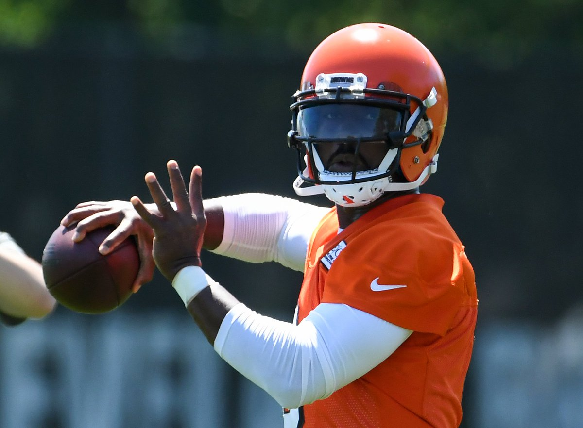 Tyrod Taylor might not be the Browns' savior but he might be just what they need ble.ac/2Ke9B1Z