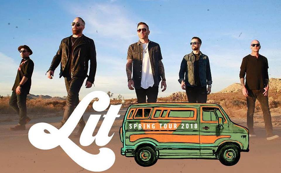 ANNOUNCED: Chart-topping alt band @LitBandOfficial, now gone country, to play Allentowns PigPen Fun Bar. Read @mcall: bit.ly/2KcB706