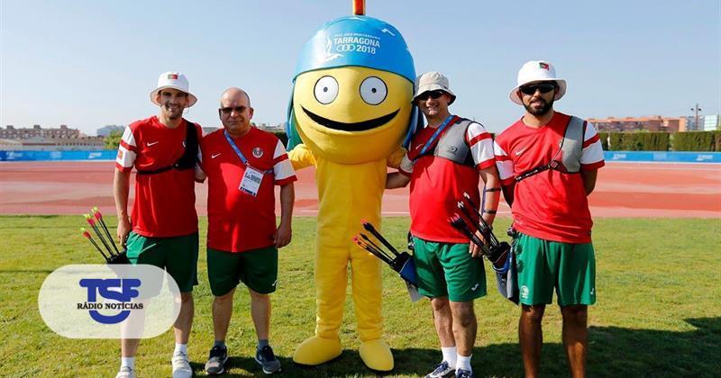Portugal inaugura Jogos do Mediterrâneo com recorde nacional de tiro com arco https://t.co/LFWN6TiZOK Em https://t.co/MDmhqgtnSp