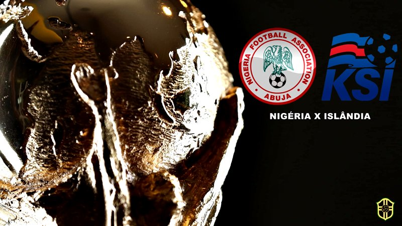 12h00   Copa do Mundo (#WorldCup) - 1ª rodada (Grupo D)  #NGA x #ISL  📺 Rede Globo, SporTV e Fox Sports