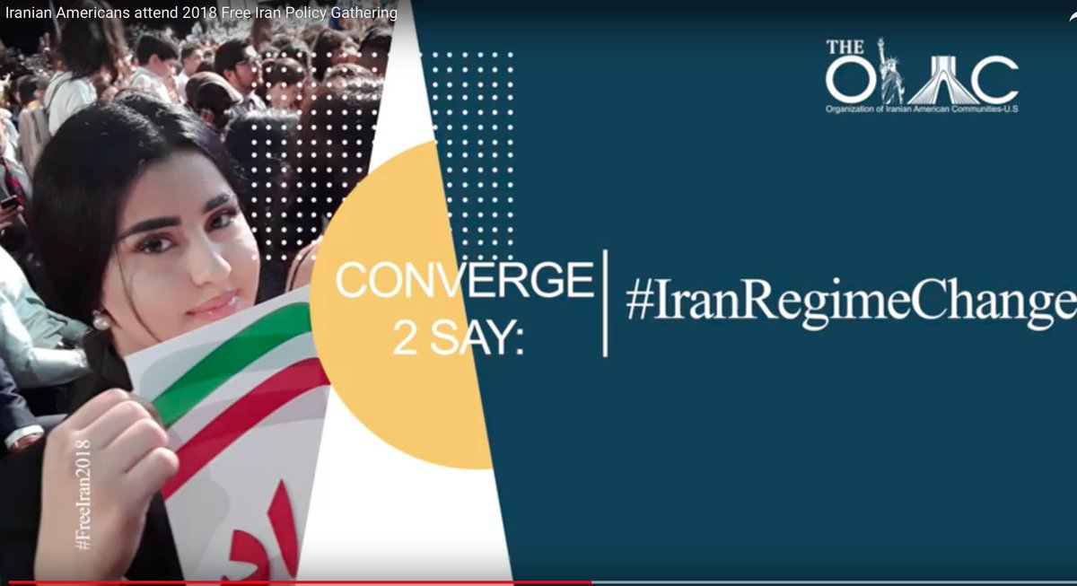 The NCRI leader, @Maryam_Rajavi has called for a #FreeIran and introduced a 10-point plan for a secular, democratic, non-nuclear Iran. She will be joined by 100,000 in Paris on June 30th. Time for the U.S. to recognize Iran has an alternative.  https://www. youtube.com/watch?v=uFkBBf WF_jo &nbsp; …  <br>http://pic.twitter.com/iJFQEiOR6B