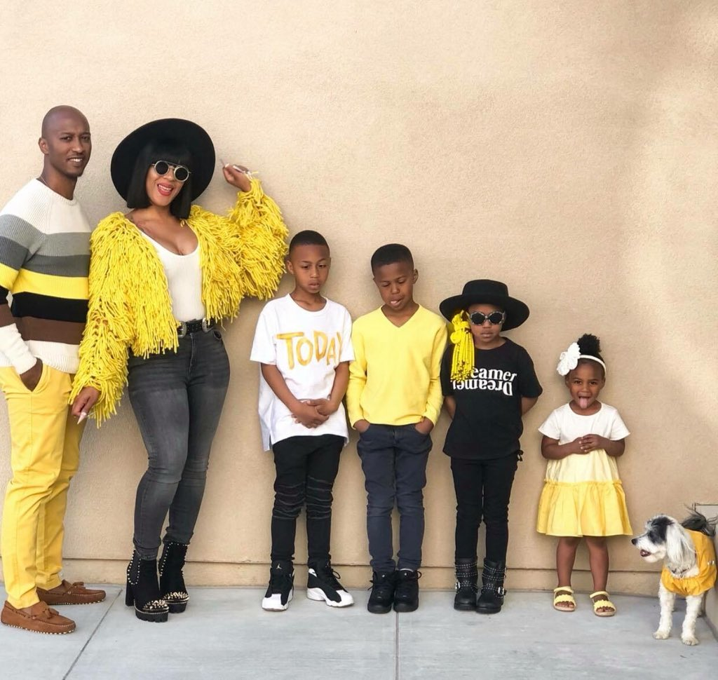 They are such an adorable family 😫 This is so me in the future being all extra