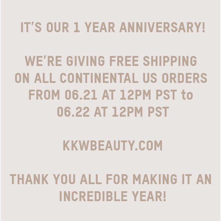Free continental US shipping until 12PM PST on https://t.co/PoBZ3byUQI �� https://t.co/2kRPEapFYB