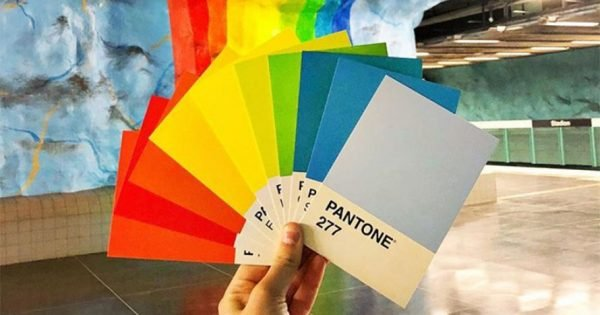 The world wants more color, so Pantone delivered 203 of them: https://t.co/z74Xk2jUCP