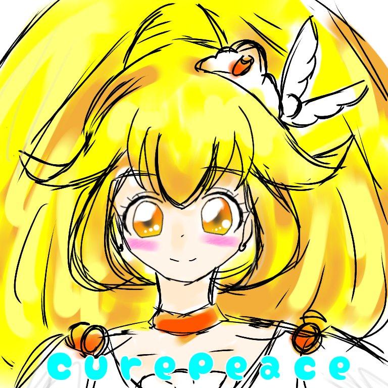 愛夢@やよいちゃん推し💕 (@curepeace_lucky)さんのイラスト
