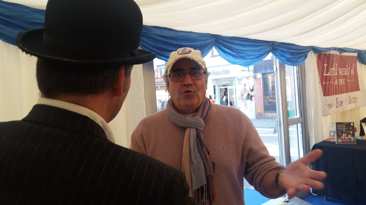 Happy Birthday @prodnose Youve kept me entertained for decades, and I look forward to a few decades more Sir!